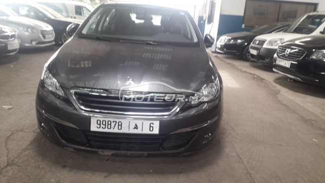 PEUGEOT 308 Active 1.6 hdi 92 ch occasion