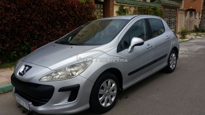 peugeot 308 hdi 2008 diesel 213552 occasion casablanca maroc. Black Bedroom Furniture Sets. Home Design Ideas