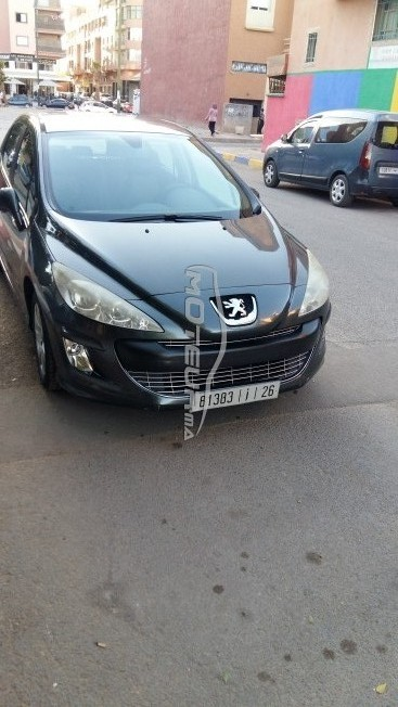سيارة في المغرب بيجو 308 - 187961