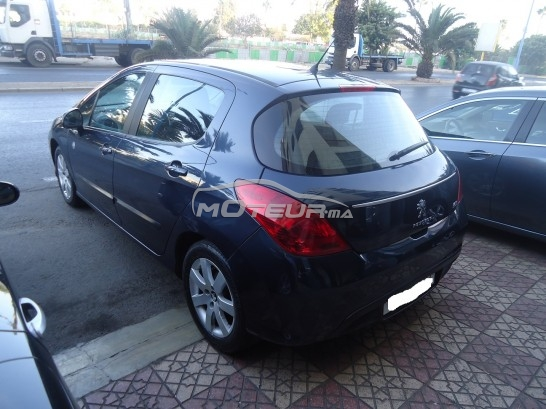 PEUGEOT 308 1.6 hdi occasion 538136