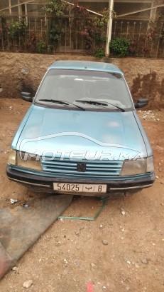 Voiture Peugeot 309 1989 à casablanca  Diesel  - 7 chevaux