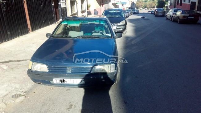 سيارة في المغرب PEUGEOT 405 - 258924