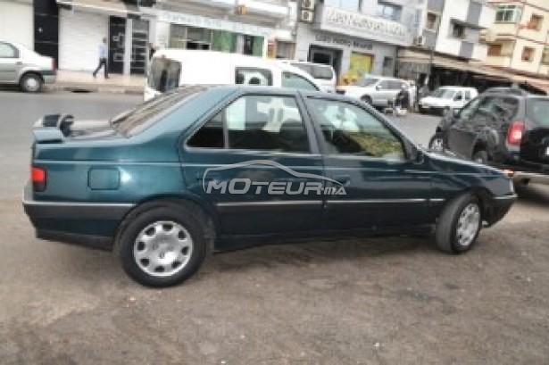 Peugeot 405 1994 Diesel 175860 Occasion 224 Rabat Maroc