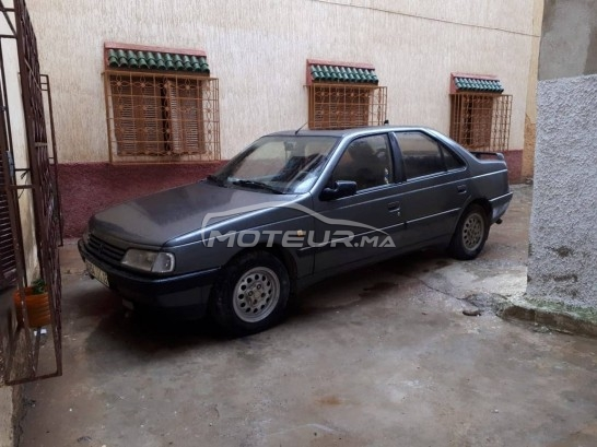 Voiture au Maroc PEUGEOT 405 turbo - 261731