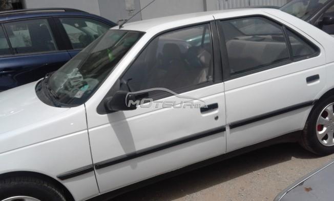 Peugeot 405 Coupé Occasion : peugeot 405 1988 diesel 159228 occasion casablanca maroc ~ Gottalentnigeria.com Avis de Voitures