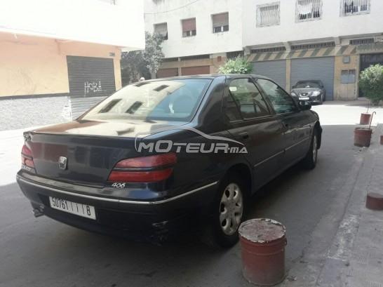 Peugeot 406 occasion maroc annonces voitures for Salon 406 hdi