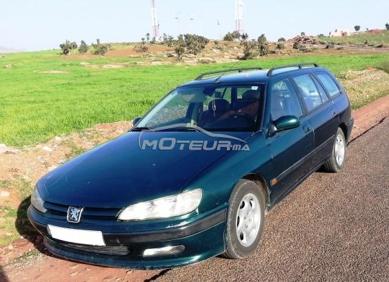سيارة في المغرب بيجو 406 - 211405