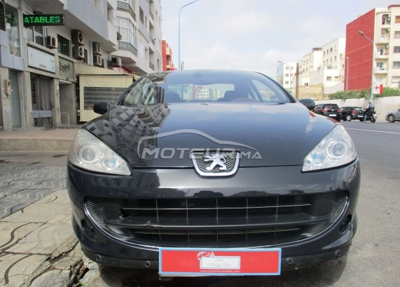 سيارة في المغرب PEUGEOT 407 - 243734