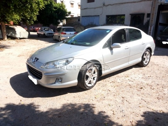 PEUGEOT 407 2.0 hdi occasion
