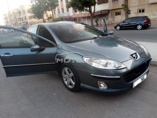 سيارة في المغرب بيجو 407 - 214210