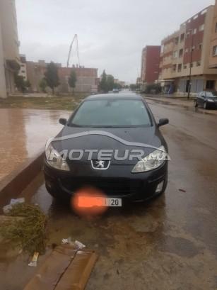 Voiture au Maroc PEUGEOT 407 - 252635