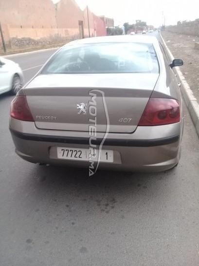 سيارة في المغرب بيجو 407 - 230885