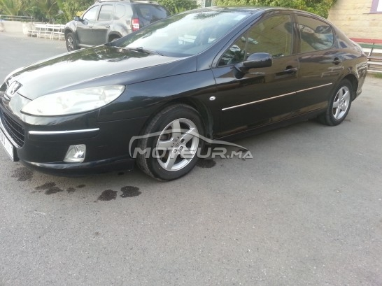 سيارة في المغرب بيجو 407 - 235531