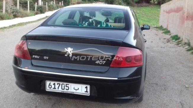 سيارة في المغرب PEUGEOT 407 - 256410