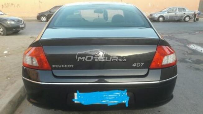 سيارة في المغرب بيجو 407 - 154567