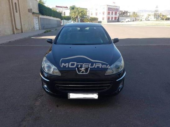 Voiture Peugeot 407 2008 à agadir  Diesel