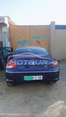 Voiture au Maroc PEUGEOT 407 - 254013