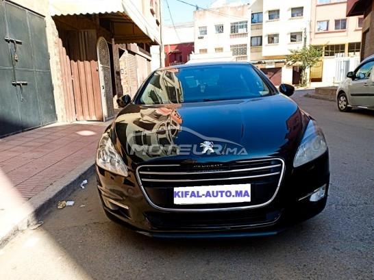 سيارة في المغرب PEUGEOT 508 - 260493