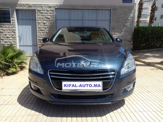 PEUGEOT 508 2.0 hdi 140 ch occasion