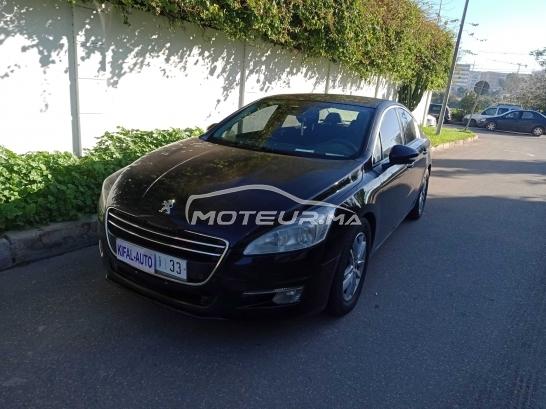 سيارة في المغرب PEUGEOT 508 2.0 hdi active style - 345510