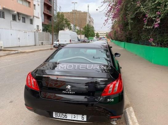 Voiture au Maroc PEUGEOT 508 2.0 allure - 278968
