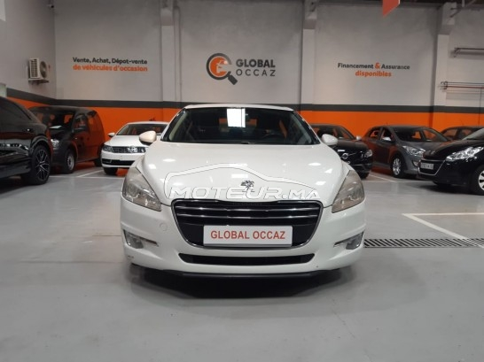 PEUGEOT 508 Access occasion