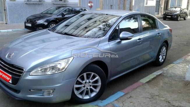 سيارة في المغرب بيجو 508 - 171811