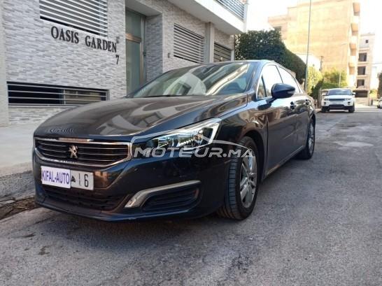 سيارة في المغرب PEUGEOT 508 2.0 hdi 180 eat8 active - 287647