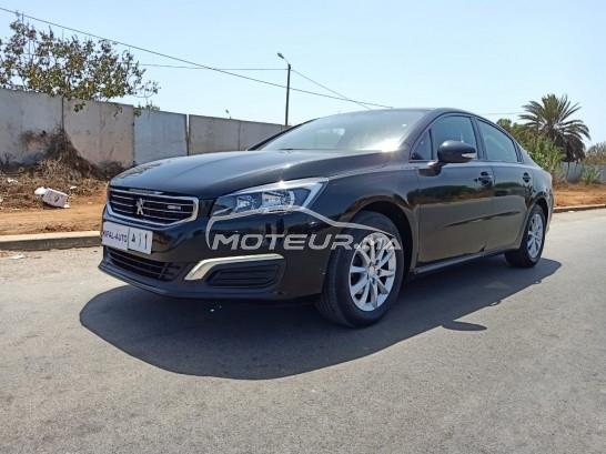 سيارة في المغرب PEUGEOT 508 Bluehdi 1.6 - 284271