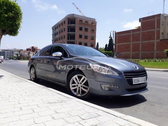 سيارة في المغرب PEUGEOT 508 2.0 hdi 140 ch - 234659