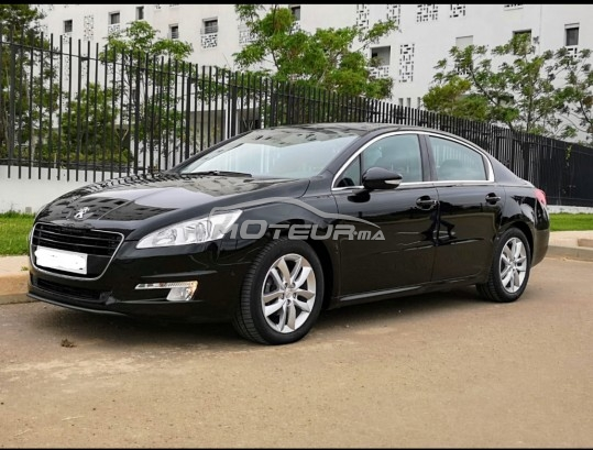 سيارة في المغرب بيجو 508 2.0 hdi bva - 216785
