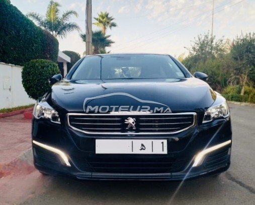 PEUGEOT 508 Active 2.0l hdi 163 ch occasion