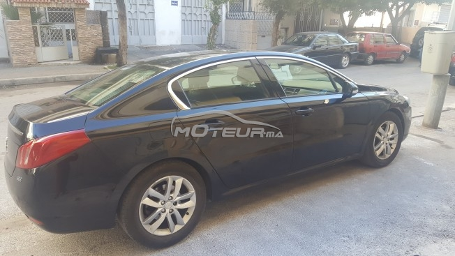 سيارة في المغرب PEUGEOT 508 2.0 hdi - 183287