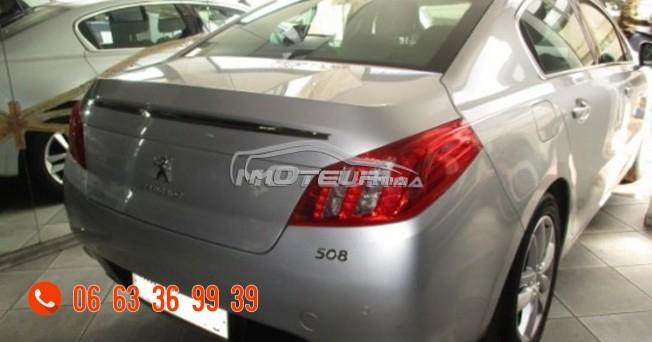 سيارة في المغرب بيجو 508 - 217096