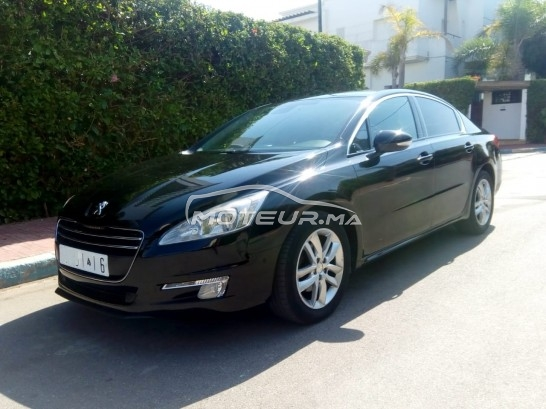 PEUGEOT 508 2.0 hdi occasion