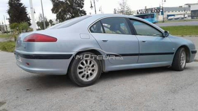 سيارة في المغرب بيجو 607 - 220098