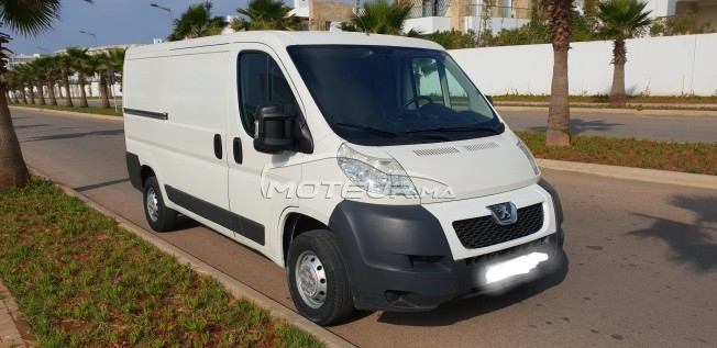 PEUGEOT Boxer Fourgon occasion
