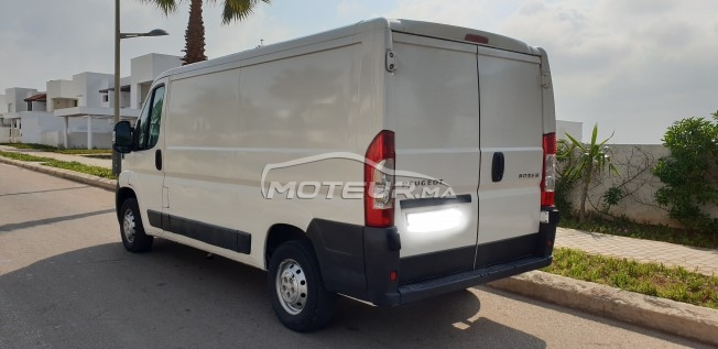 PEUGEOT Boxer Fourgon occasion 736341