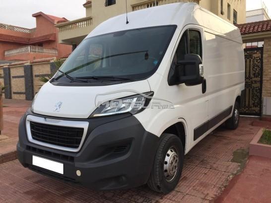سيارة في المغرب بيجو بوكسير L2h2 - 204686
