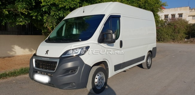 PEUGEOT Boxer Fourgonnette occasion