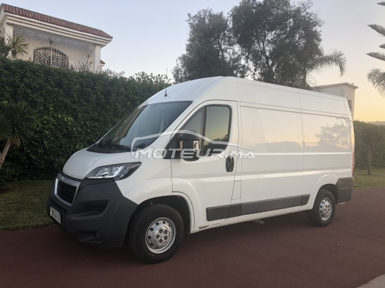 PEUGEOT Boxer occasion