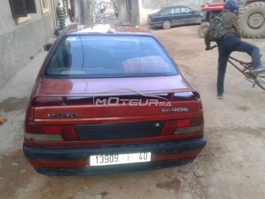 سيارة في المغرب بيجو 405 - 200072
