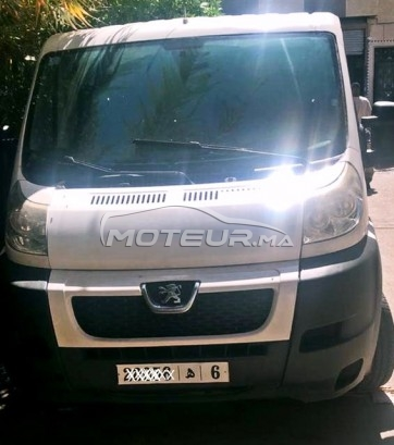PEUGEOT Boxer Hdi fourgon l2h2 occasion