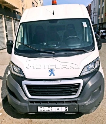 PEUGEOT Boxer Hdi l2h2 occasion