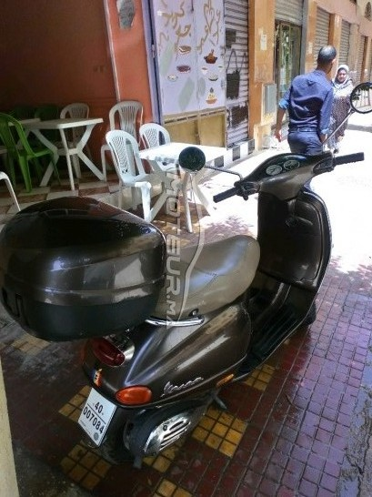 دراجة نارية في المغرب PEUGEOT Elystar 50 - 229513