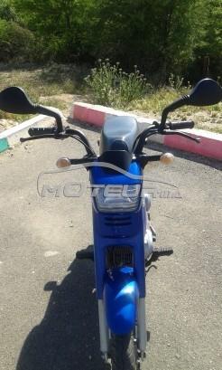 دراجة نارية في المغرب بيجو فوكس - 219245