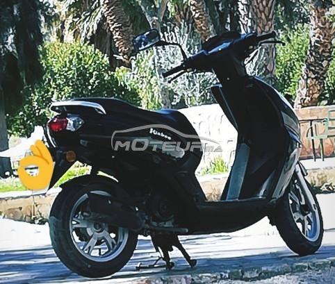 Moto au Maroc PEUGEOT Kisbee - 209609
