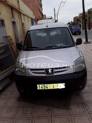 Voiture Peugeot Partner 2006 à casablanca  Diesel  - 7 chevaux