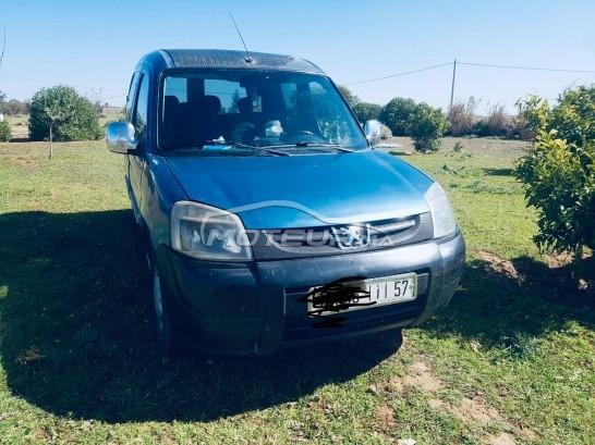 سيارة في المغرب PEUGEOT Partner - 261801