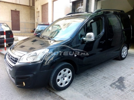 PEUGEOT Partner Tepee 1,6 hdi 6cv toutes options 54.000km مستعملة